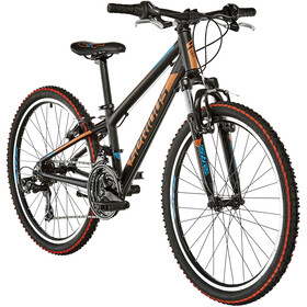 Serious Rockville 24'' Kids, black/orange/blue